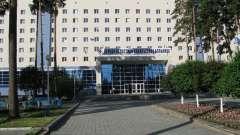 1 Областная клиническая больница, екатеринбург: адрес, телефоны, отзывы