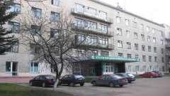 11 Больница (минск): описание