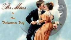 14 Февраля - день влюбленных в россии