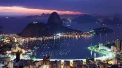 А вы знаете, где находится бразилия?