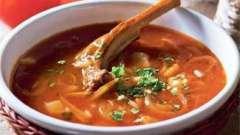 А вы знаете, как приготовить суп харчо в мультиварке?