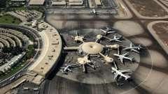 Абу-даби, аэропорт. Аэропорты мира