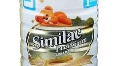 """Адаптированные смеси """"симилак"""": отзывы потребителей и состав продукта"""