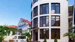Адлер: гостиница у моря. Описание отелей и отзывы постояльцев