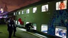 Адлер - москва: поезд, расписание, стоимость билетов
