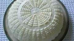 Адыгейский сыр в домашних условиях: рецепт. Домашний сыр из молока