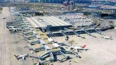 Аэропорт «ататюрк»: воздушные ворота турции