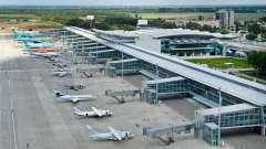 Аэропорт киева - «борисполь»: расписание рейсов. Как добраться до аэропорта