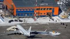 Аэропорт сабетта. Ямальский район, ямало-ненецкий автономный округ