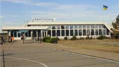 Аэропорт севастополь: описание и история. Как добраться до воздушной гавани