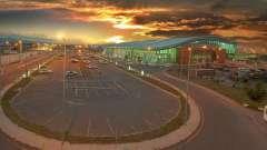 Аэропорты грузии ждут гостей