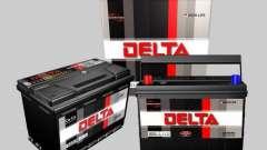 Аккумулятор delta: отзывы