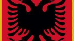 Албания: флаг и герб страны. История и значение символов