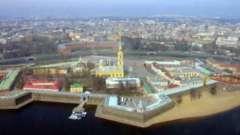 Александровский парк в санкт-петербурге