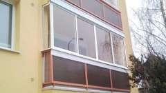 Алюминиевые лоджии - качественный и доступный способ утепления балкона
