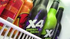 Алкогольный энергетик - вред или польза?