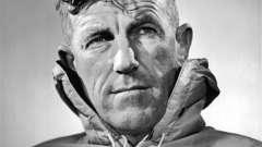 Альпинист и путешественник эдмунд хиллари: краткая биография, достижения