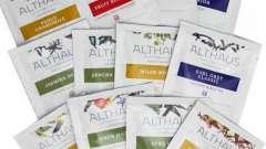 Althaus - чай для самых тонких ценителей