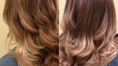 Амбре: окрашивание волос. Техника амбре: отзывы, фото, цена