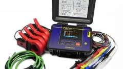 Анализатор качества электроэнергии. Приборы контроля электрической энергии