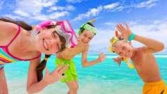 "Анапа: отдых с детьми ""все включено"". Отели и пансионаты анапы для отдыха с детьми"