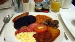 Английская кухня - традиции и рецепты