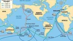 Английский мореплаватель и первооткрыватель джеймс кук. Биография, история путешествий