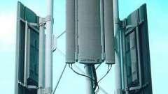 Антенна для сотовой связи. Антенна для усиления сотовой связи