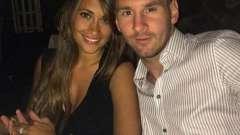 Антонелла рокуццо и лионель месси: жена звездного футболиста