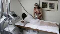 Аппаратный массаж лица и тела