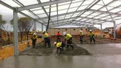 Армирование плиты перекрытия: особенности конструкции