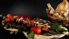 Армянская кухня: манна горцев