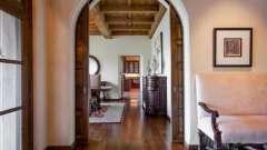 Арочная дверь — элегантность и шик в интерьере