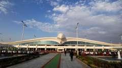 Ашхабад - аэропорт имени сапармурата туркменбаши. «Туркменские авиалинии»