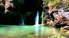 Атыш - водопад удивительной красоты в башкирии