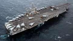 """Авианосец """"теодор рузвельт"""" - гордость и сила военно-морского флота сша"""