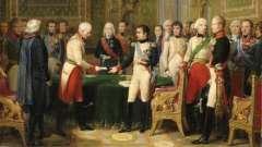 Австрийская империя. Состав австрийской империи
