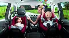 Автокресла concord - лучшее для ребенка