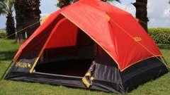 Автоматическая палатка – мечта каждого туриста