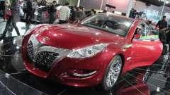 Автомобили geely: модельный ряд