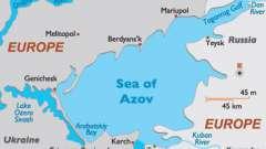 Азовское море. Отзывы: верить ли им?
