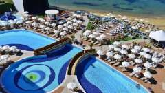 Azura deluxe resort & spa hotel (турция): общее описание и фото