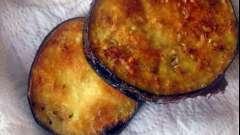Баклажаны в кляре: рецепт к семейному или праздничному столу