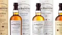 Balvenie (виски) - напиток, который ценят гурманы