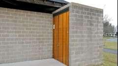 Баня из керамзитобетонных блоков: что необходимо для её строительства
