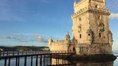 Башня белен в португалии: история и архитектура