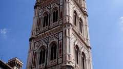 Башня джотто во флоренции