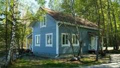 Базы отдыха (приозерский район, ленинградской области): описание, услуги, фото