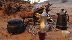 Бедуинский чай. Мармария (бедуинский чай)