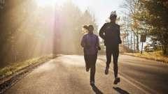 Бег по утрам - польза или вред? Немного об этом актуальном вопросе
